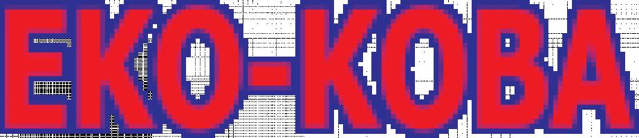Logo firmy: EKO-KOBA, s.r.o.