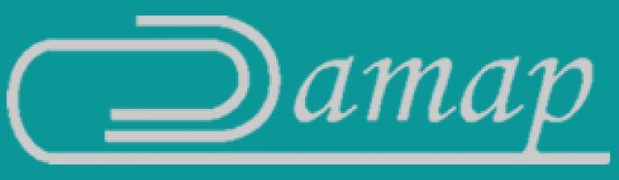 Logo firmy: DAMAP - podlahové krytiny