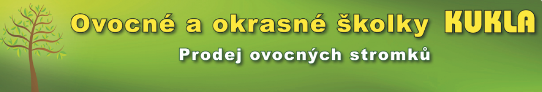Logo firmy: Petr Kukla - ovocné stromky