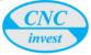 Logo firmy: CNC invest, s.r.o.
