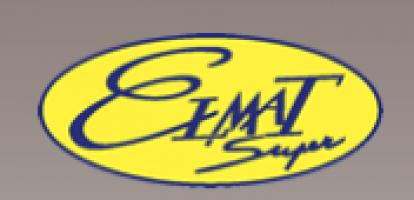 Logo firmy: Elmat Super, s.r.o.  - koupelnové studio Jihlava