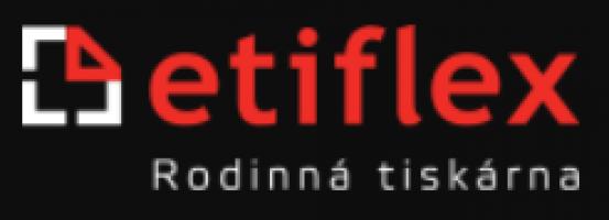 Logo firmy: Etiflex, s.r.o.