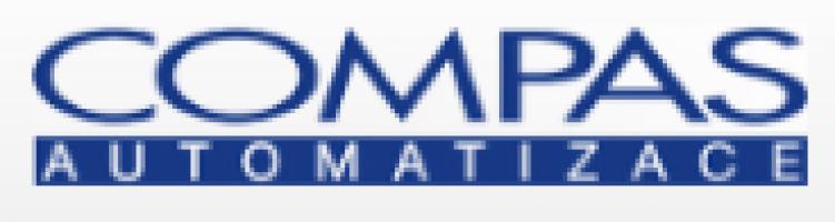 Logo firmy: COMPAS AUTOMATIZACE, spol. s r.o.