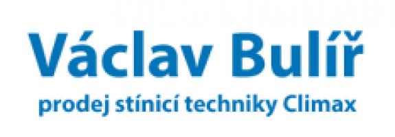 Logo firmy: Václav Bulíř - stínící technika