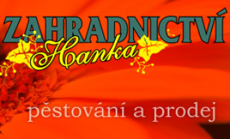 Logo firmy: Zahradnictví Hanka