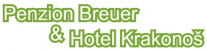 Logo firmy: Penzion Breuer a hotel Krakonoš