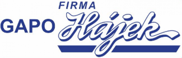 Logo firmy: GAPO Hájek s.r.o.