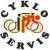 Logo firmy: Vlastimil Míčka - cyklo servis, ski sport