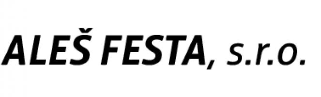 Logo firmy: Aleš Festa, s.r.o.