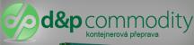 Logo firmy: D & P Commodity s.r.o.