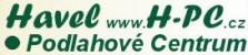 Logo firmy: Havel - Podlahové Centrum s.r.o.