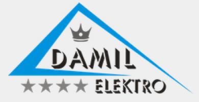 Logo firmy: Elektro Damil