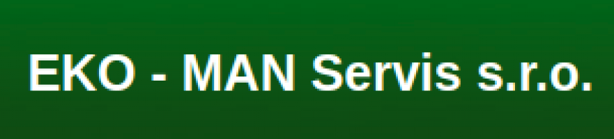 Logo firmy: EKO-MAN Servis s.r.o.