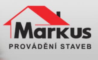 Logo firmy: Markus - provádění staveb s.r.o.