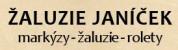 Logo firmy: Miroslav Janíček - žaluzie