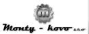 Logo firmy: Monty - kovo s.r.o.