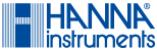 Logo firmy: Hanna Instruments Czech s.r.o.