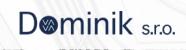 Logo firmy: Dominik, s.r.o.