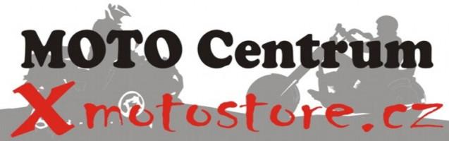 Logo firmy: MOTO centrum - xmotostore.cz