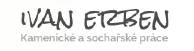 Logo firmy: Ivan Erben - kamenické a sochařské práce