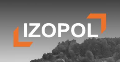 Logo firmy: IZOPOL DVOŘÁK, s.r.o.
