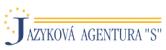 """Logo firmy: Jazyková agentura """"S"""", spol. s r.o."""