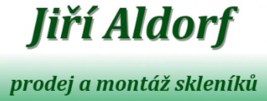 Logo firmy: Jiří Aldorf - skleníky