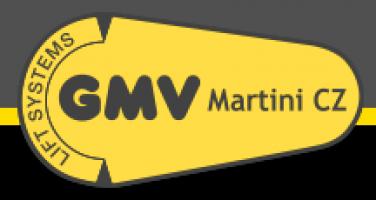 Logo firmy: GMV Martini CZ, s.r.o.