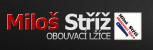 Logo firmy: Miloš Stříž - obouvací lžíce