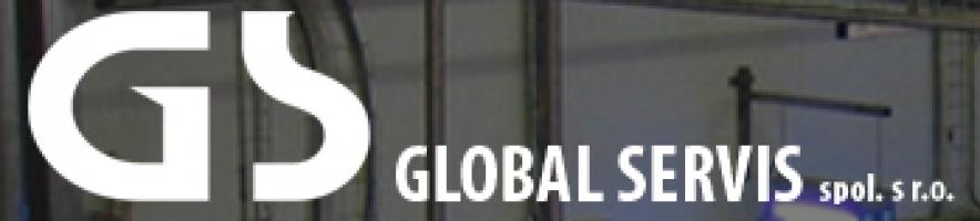 Logo firmy: Global Servis, spol. s r.o.