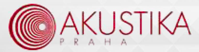 Logo firmy: Akustika Praha s.r.o.