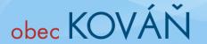 Logo firmy: Obec Kováň