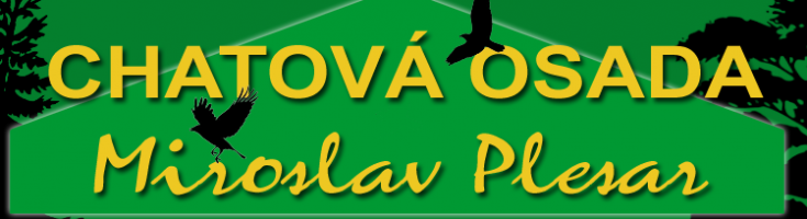 Logo firmy: Chatová osada Plesar