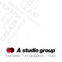 Logo firmy: A studio group, spol. s r.o.