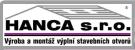 Logo firmy: Hanca, s.r.o.