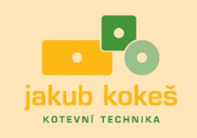Logo firmy: Jakub Kokeš CZ, s.r.o.