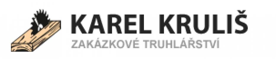 Logo firmy: KRULIŠ KAREL-TRUHLÁŘSKÉ PRÁCE