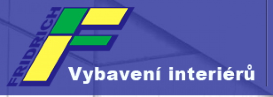 Logo firmy: Zdeněk Fridrich - vybavení interiérů