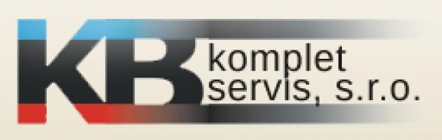 Logo firmy: KB komplet servis, s.r.o.
