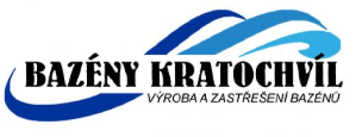Logo firmy: Bazény Kratochvíl