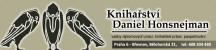 Logo firmy: Knihařství Daniel Honsnejman