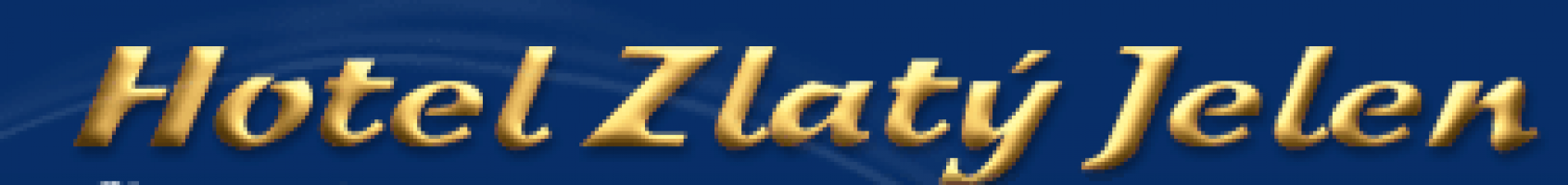 Logo firmy: Hotel Zlatý Jelen