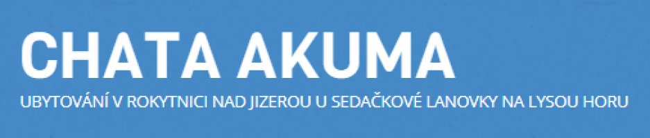 Logo firmy: Chata Akuma