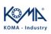 Logo firmy: KOMA-INDUSTRY s.r.o.