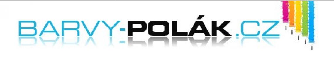 Logo firmy: Jan Polák - barvy, laky
