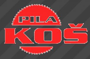 Logo firmy: Koš a spol., pila a obchod s dřevem, spol. s r. o.