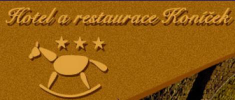 Logo firmy: Hotel a restaurace Koníček