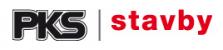 Logo firmy: PKS stavby a.s.