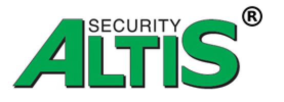 Logo firmy: ALTIS SECURITY, s.r.o.
