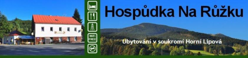 Logo firmy: Hospůdka a ubytování Na Růžku